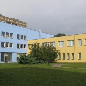 Objekt SVČ- jižní strana